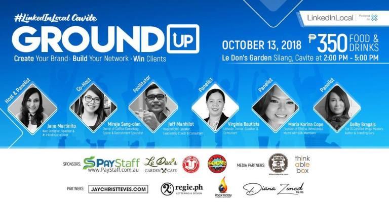 Linkedin Local Cavite Event