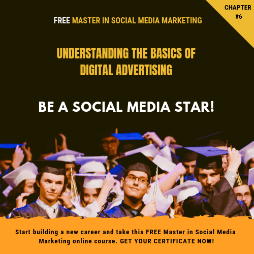Free Master in Social Media Marketing