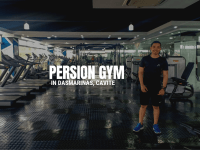 Persion Gym in Dasmarinas, Cavite