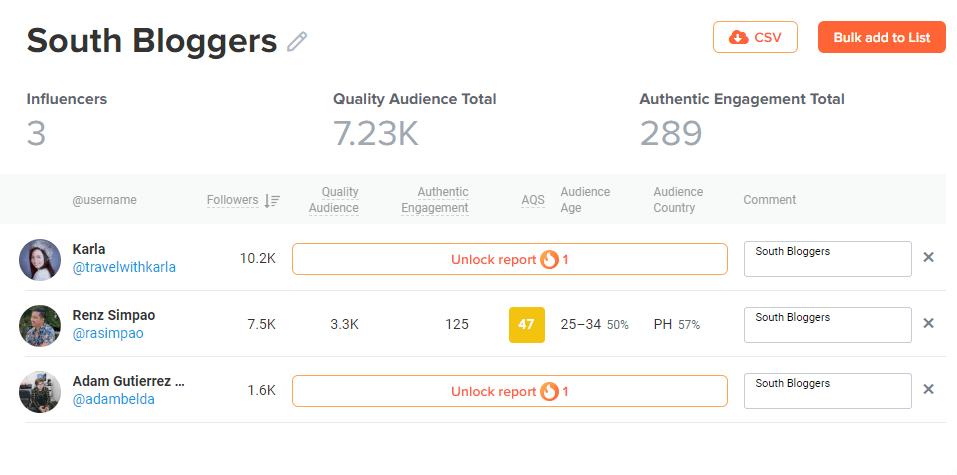 Influencer Calculator: Value of your Instagram Account