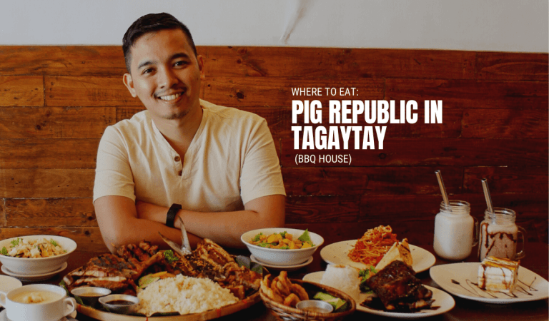 Where to Eat: Pig Republic in Tagaytay (BBQ House)
