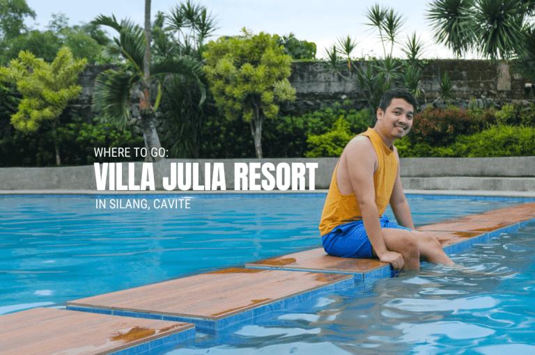 Where to Go: Villa Julia Resort in Silang, Cavite