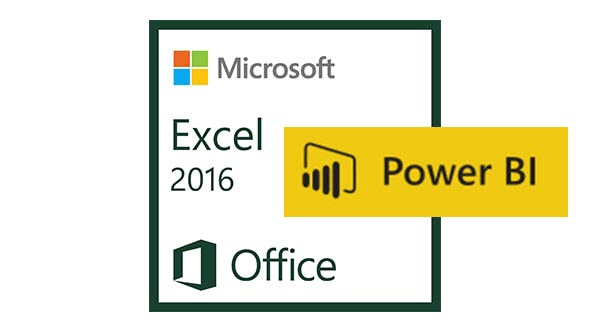 Where's Power BI in Excel 2016?