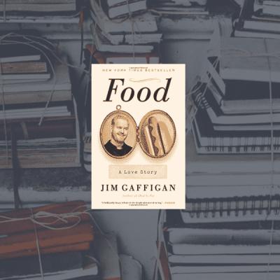 On The Bookshelf: Food: A Love Story