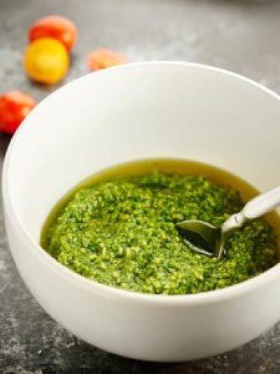 Cilantro Pesto Recipe