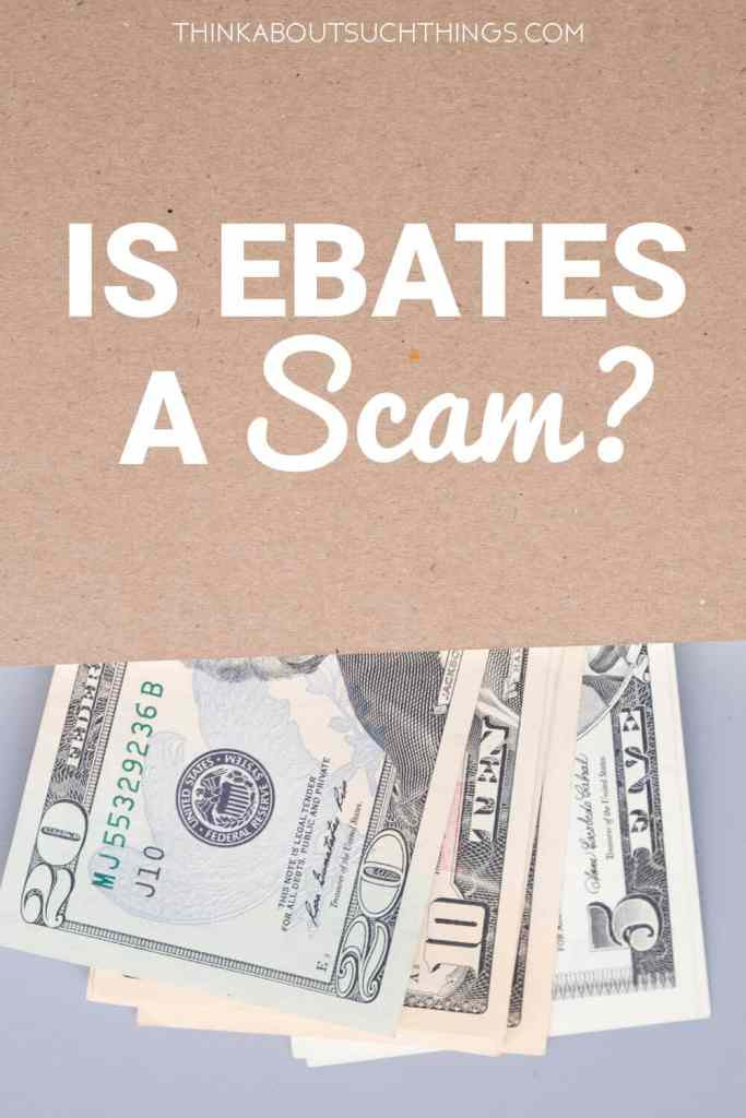 Is Ebates safe? Have you ever wondered this? I know I have and so glad I took the plunge! Ebates is a wonderful company that helps you save money while you shop. Let's take a look a deeper look to see if it's a scam or legit! - Update Ebates is changing its name to Rakuten.