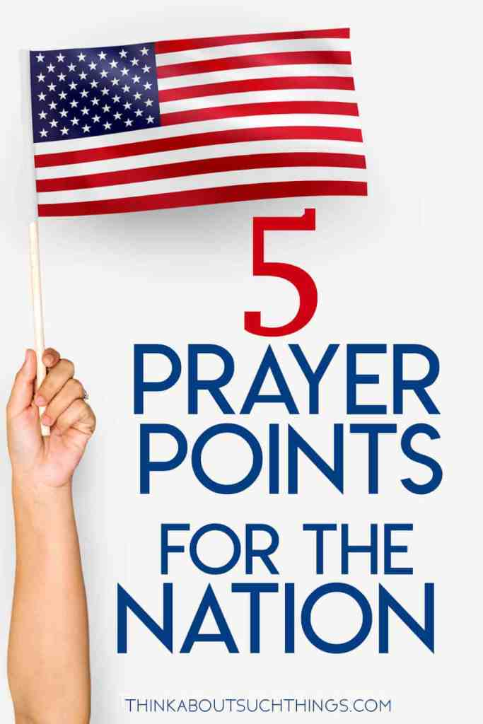 Learn how to become a prayer warrior by learning how you can pray for your nation. You will learn how to use a prayer map and key scripture to help you in your prayer time. It's time we pray for America! #prayer #bible #america