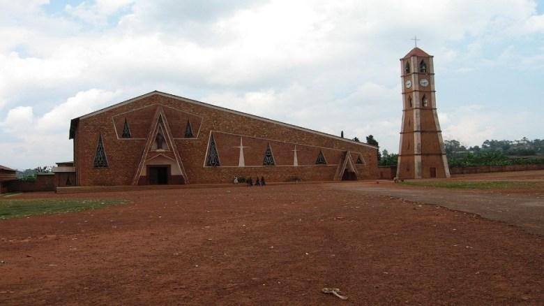 burundi - catholic church