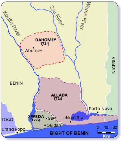dahomey 1724 unesco
