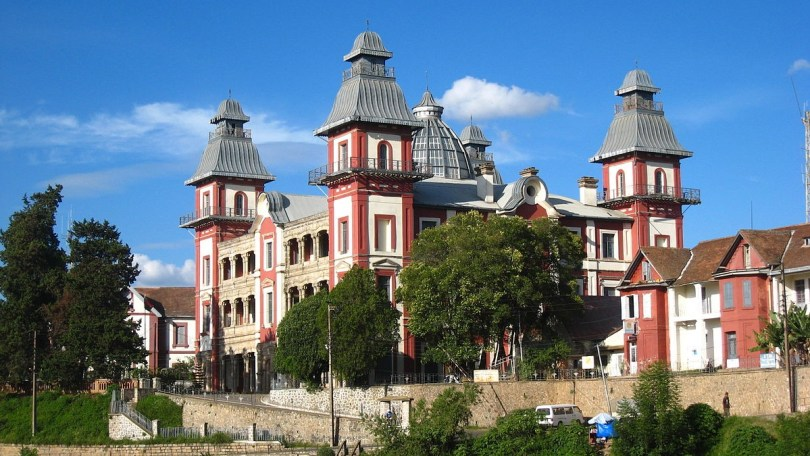 gisele pic6 Andafiavaratra Palace