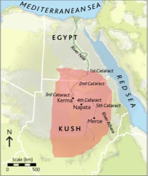 kerma - 1700-1500 bce