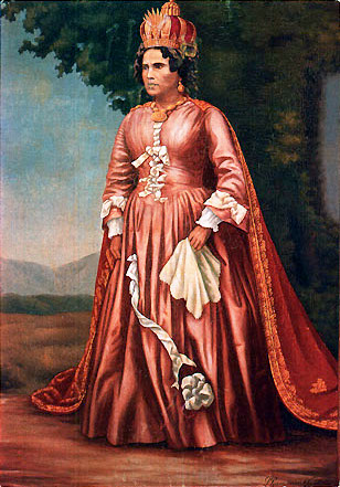 merina - monarch pic2 - Ranavalona_I (b 1778, r start 1828 r end 1861)