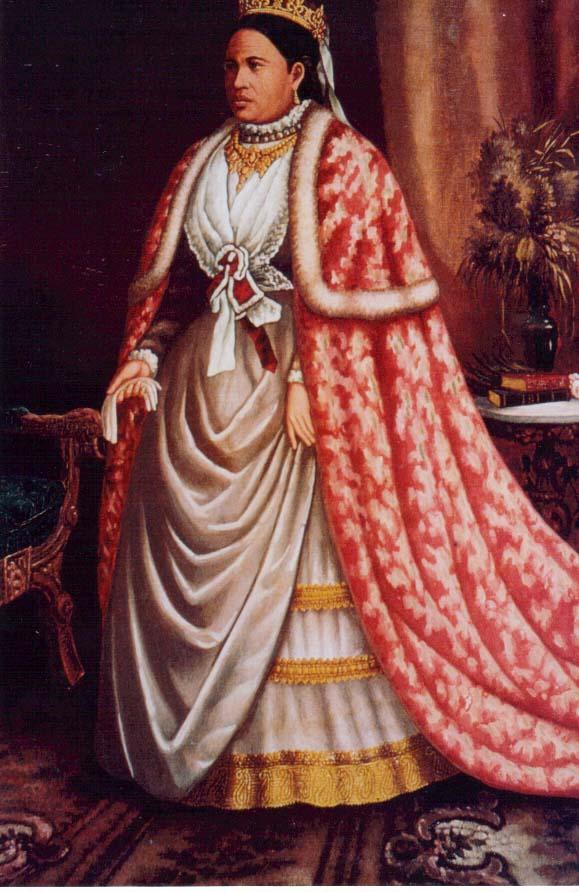 merina - monarch pic5 - Ranavalona_II (b 1829, 1868 - 1883)