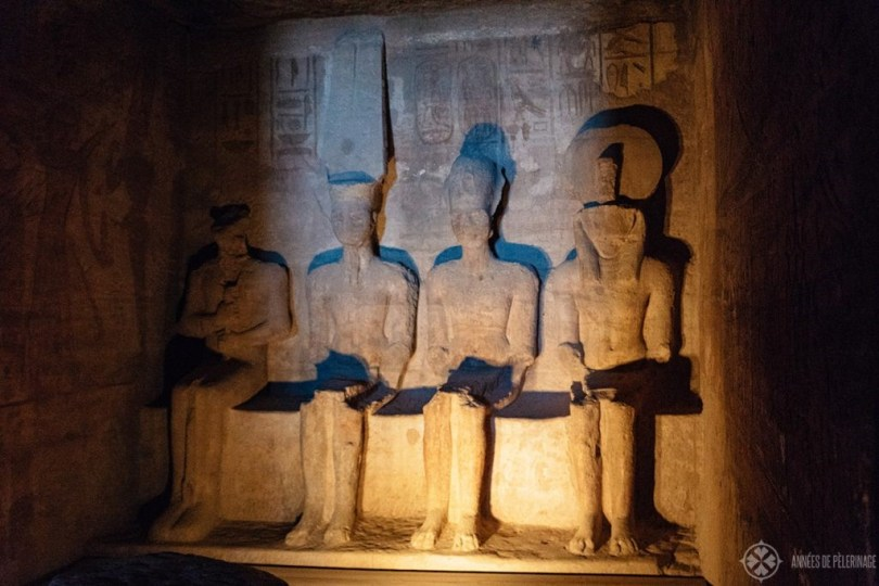 temple abu simbel pic4 - solar alignment