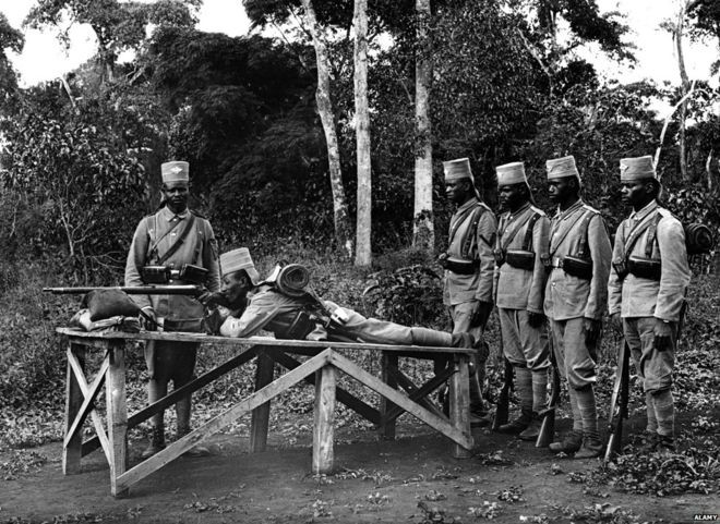 ww1&ww2 - German East africa Askari Schutztruppe - 3picture