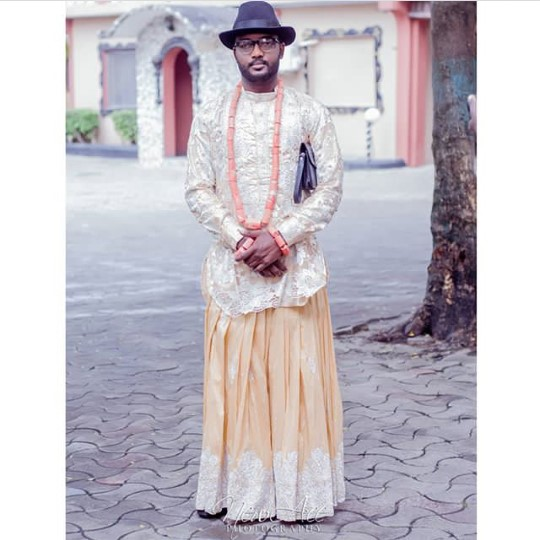 itsekiri - pic2 male outfit