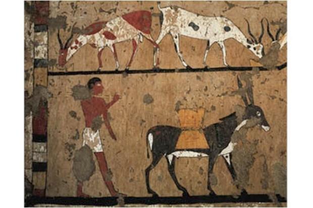 kahun papyrus - pic2 - vet painting