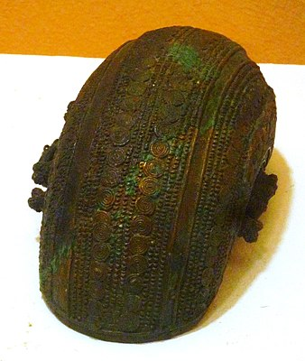 nri Nigerian National Museum 338px-Cresentric_bowl,_bronze,_9th_century,_Igbo-Ukwu,_Nigeria