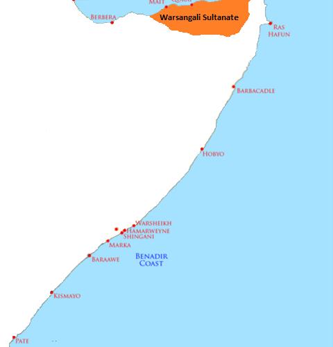 sultanate of warsangali - pic1 - map2