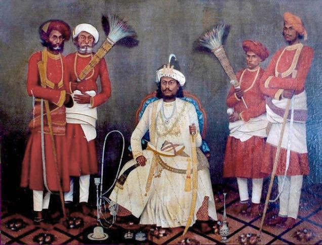 Nawab Ibrahim Mohammad Yakut Khan II of Sachin (1833-1873)