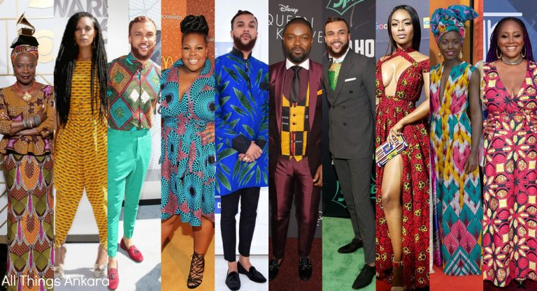 african-celebrities-dutch-wax-prints