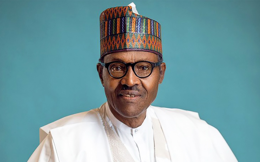Mohammadu Buhari, President of the Federal Republic of Nigeria