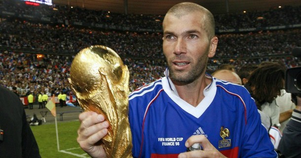 Portrait of an icon: Zinedine Zidane - Football 365