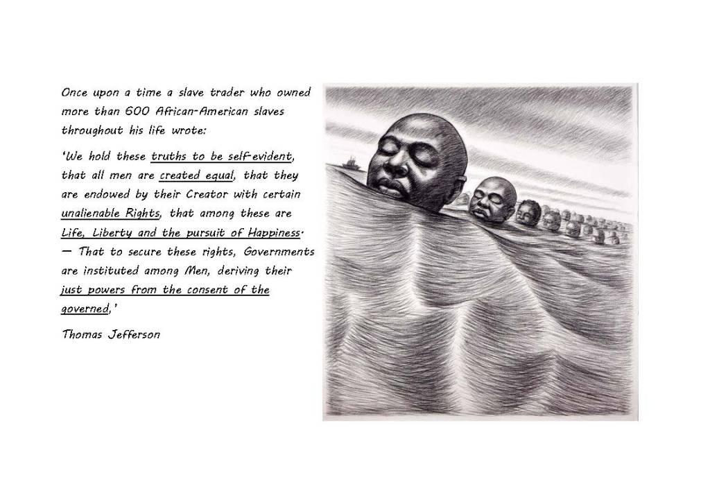 Slave Trade Hypocrisy