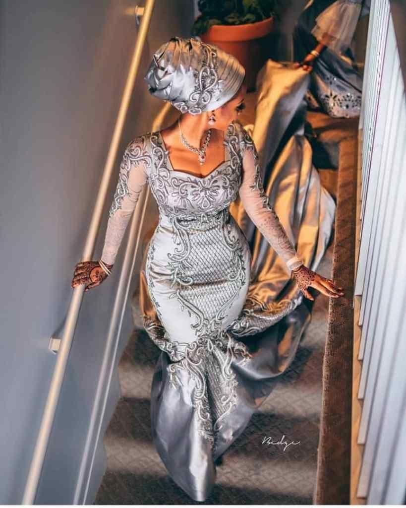 Nigerians Hausa Bride