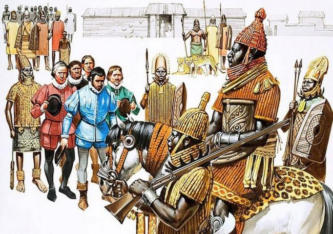 atlantic slave trade benin
