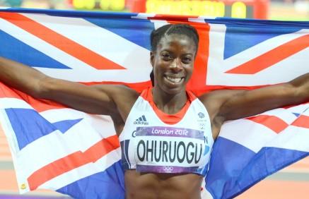 Nigerians Christine Oghorogu