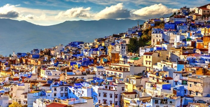 Safest countries in Africa Morocco Travel Guide