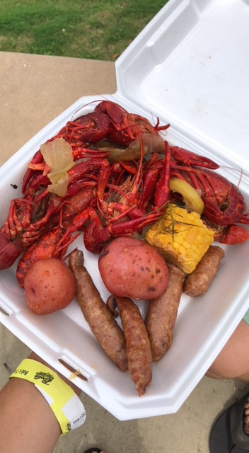 Frogtown Crawfish Festival in Columbus, Ga