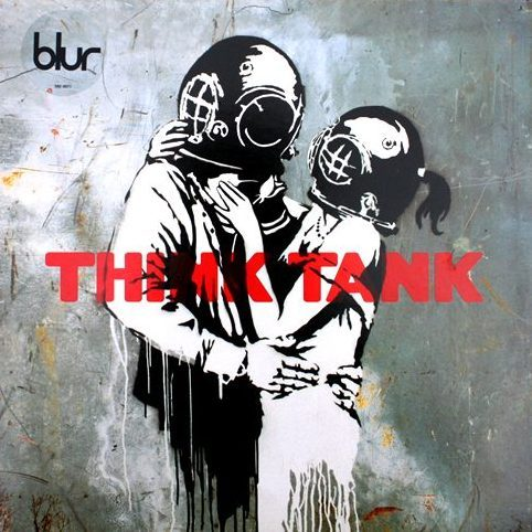Blur - Think Tank Cover
