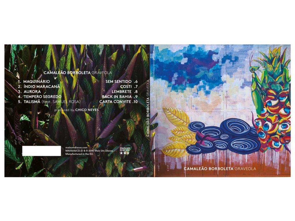 Graveola Music packaging