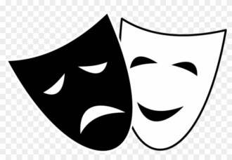 22-229521_comedy-tragedy-mask-clipart-comedy-and-tragedy-masks