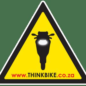 Think Bike Triangle Stickers (10-pack)
