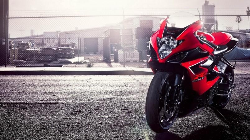 GSXR Red
