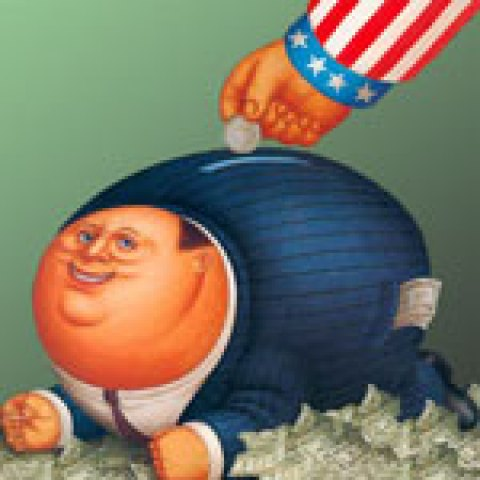 Government Spends More on Corporate Welfare Subsidies than Social Welfare Programs