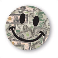 Smiley Money Face