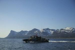 Us-Norwegian Marine Training. Soft power