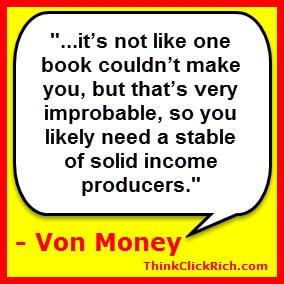 Von Money Quote Money Per Kindle Book