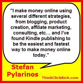Easiest Way to Make Money Online - Stefan Pylarinos