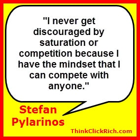 Stefan Pylarinos on Mindset and Competition
