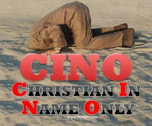 """Surprising Answers People Give for Calling Themselves """"Christian"""""""