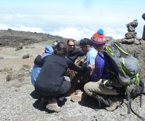 A Harrowing Mountain Climb – (part 3 final)