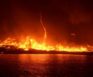 """""""Fire & Faith"""" – what a natural disaster taught Samantha about faith"""