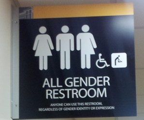 I Feel Safer When Women Use Women's Public Restrooms — don't my feelings count, too?