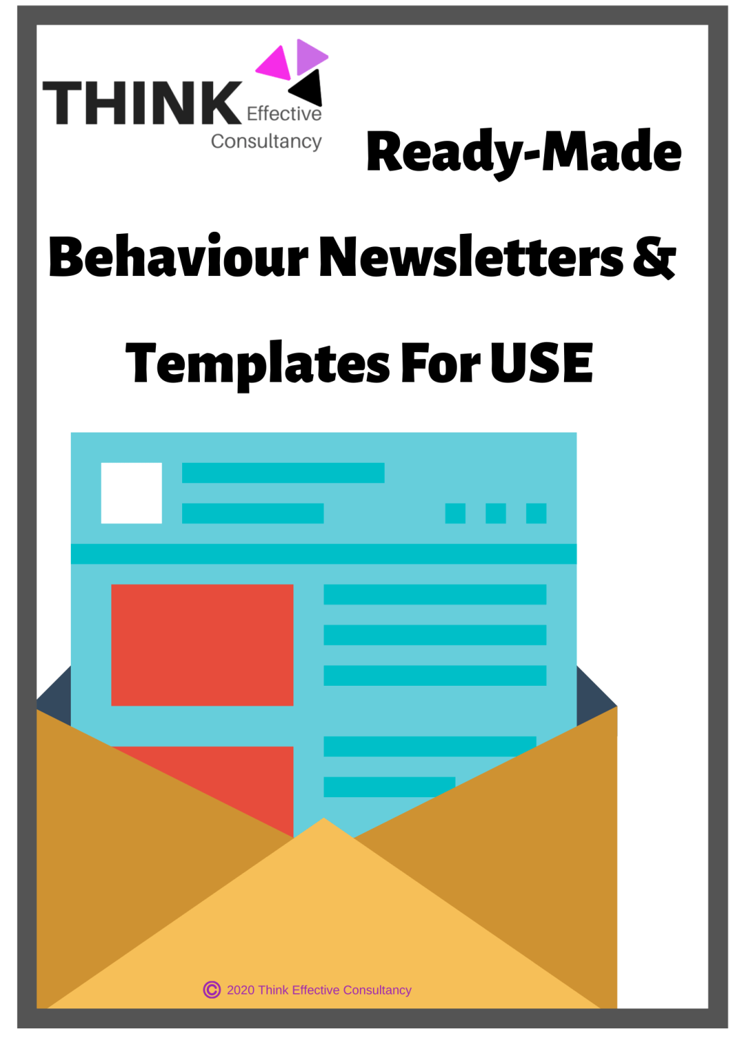 Ready Made Behaviour Newsletter and Templates