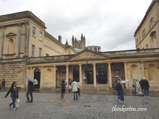 Roman Bath England